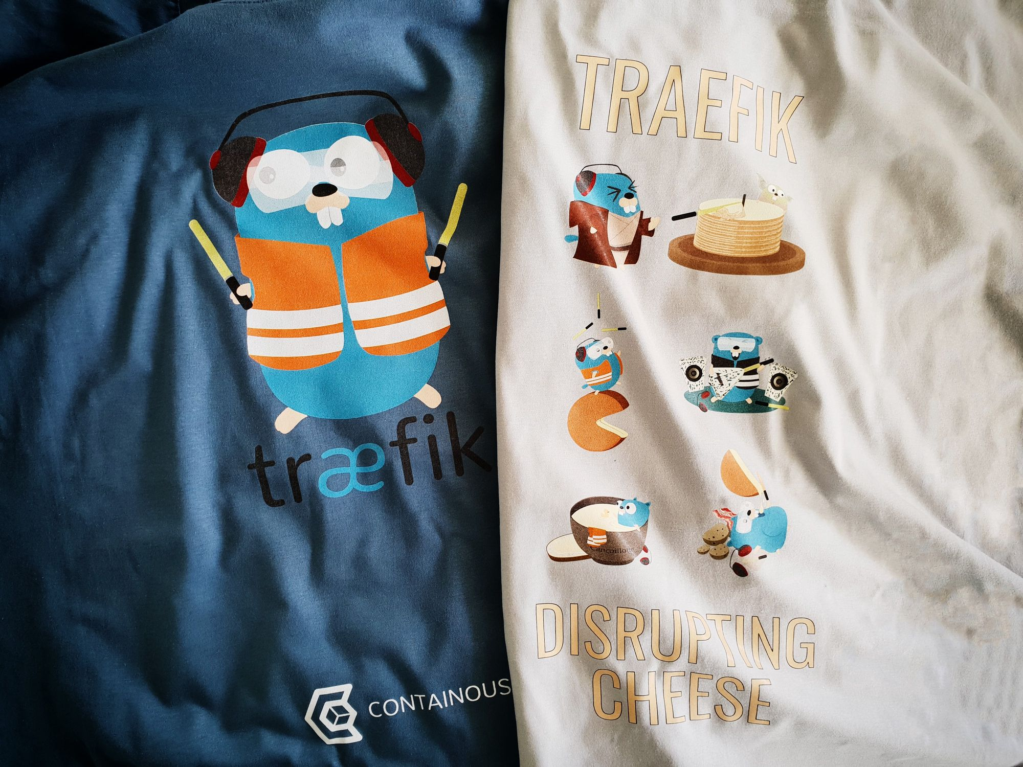 Træfik Goes to KubeCon Europe 2018!