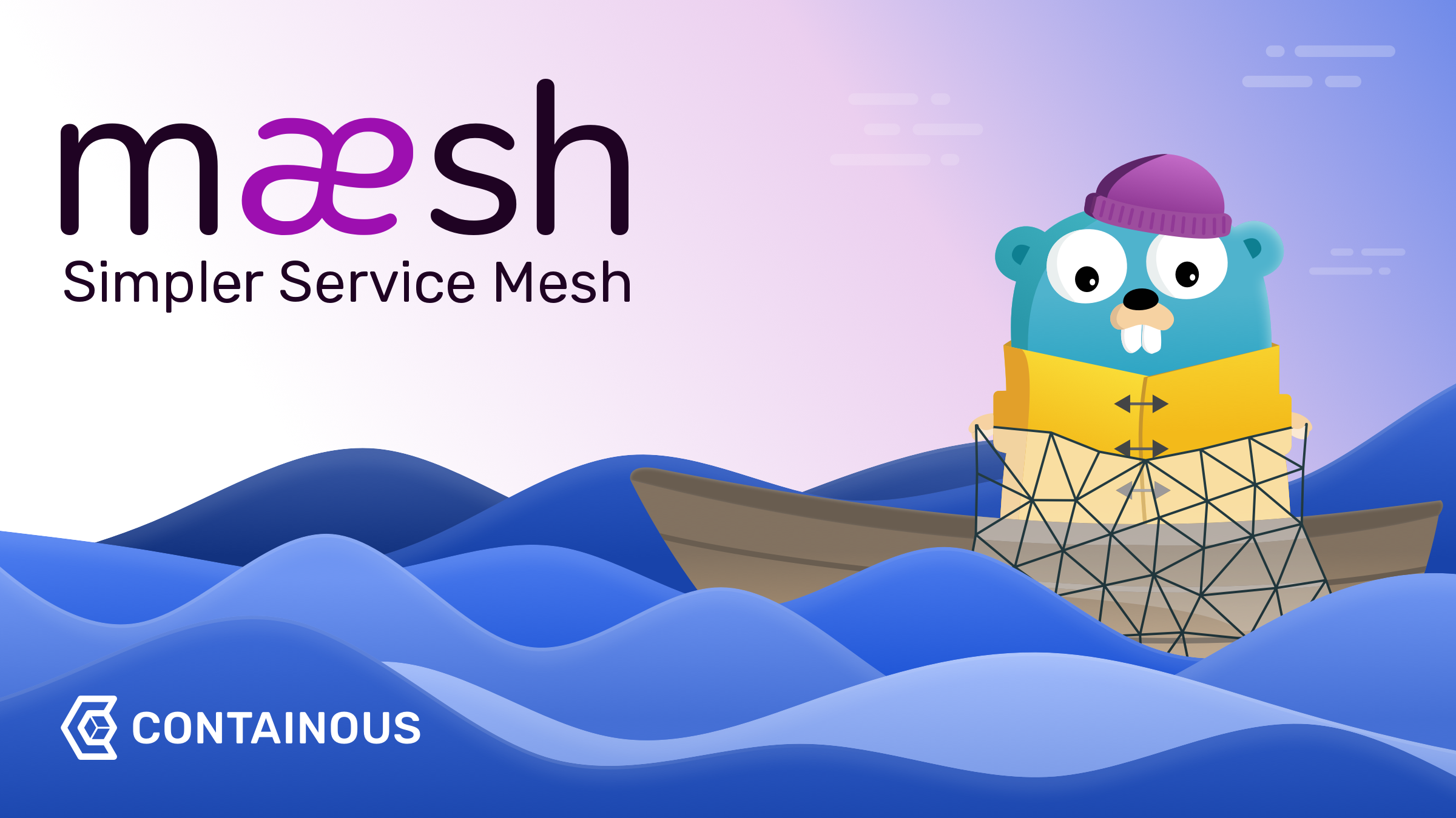 Announcing Maesh, a Lightweight and Simpler Service Mesh Made by the Traefik Team