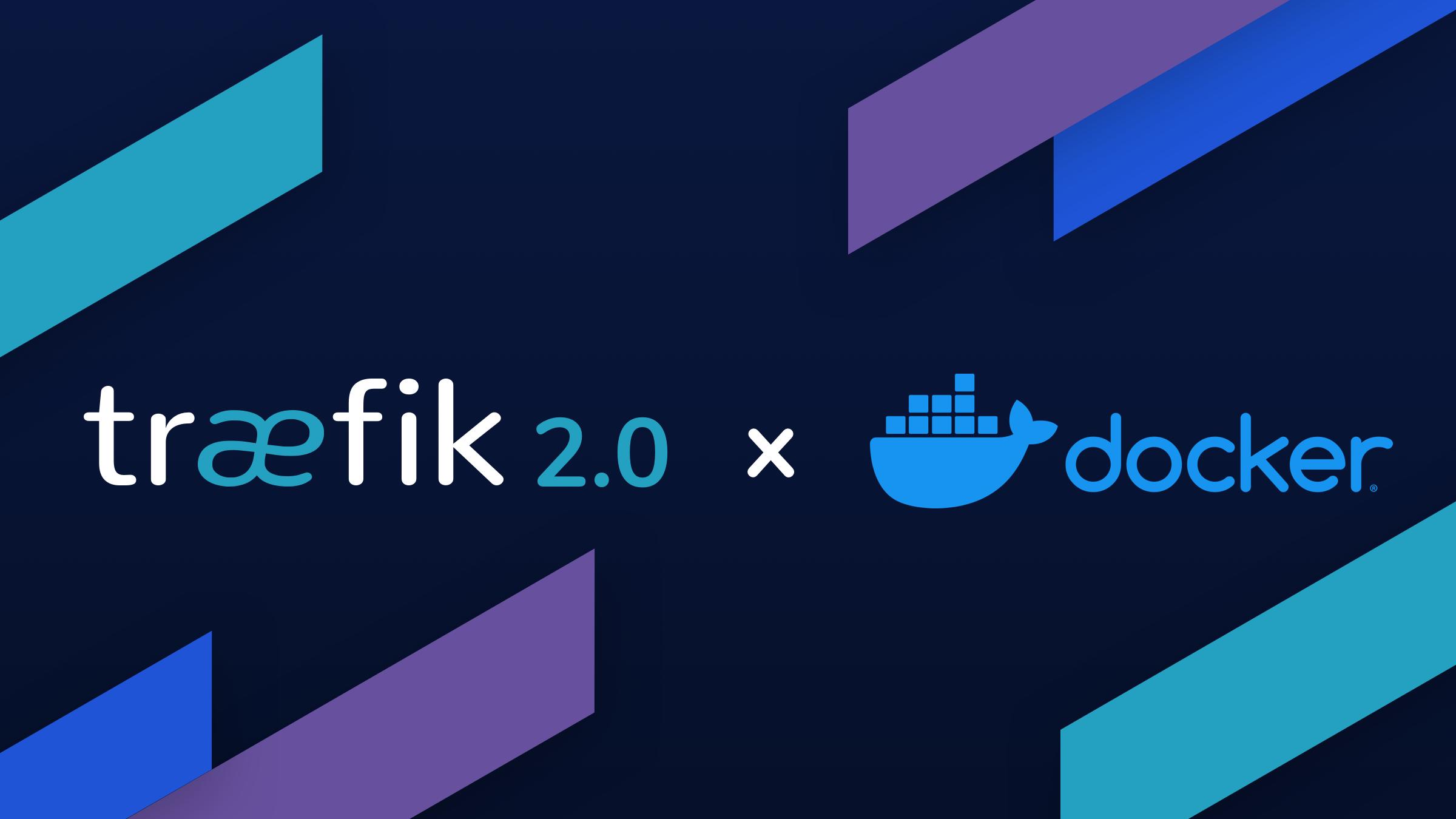 Traefik 2.0 & Docker 101