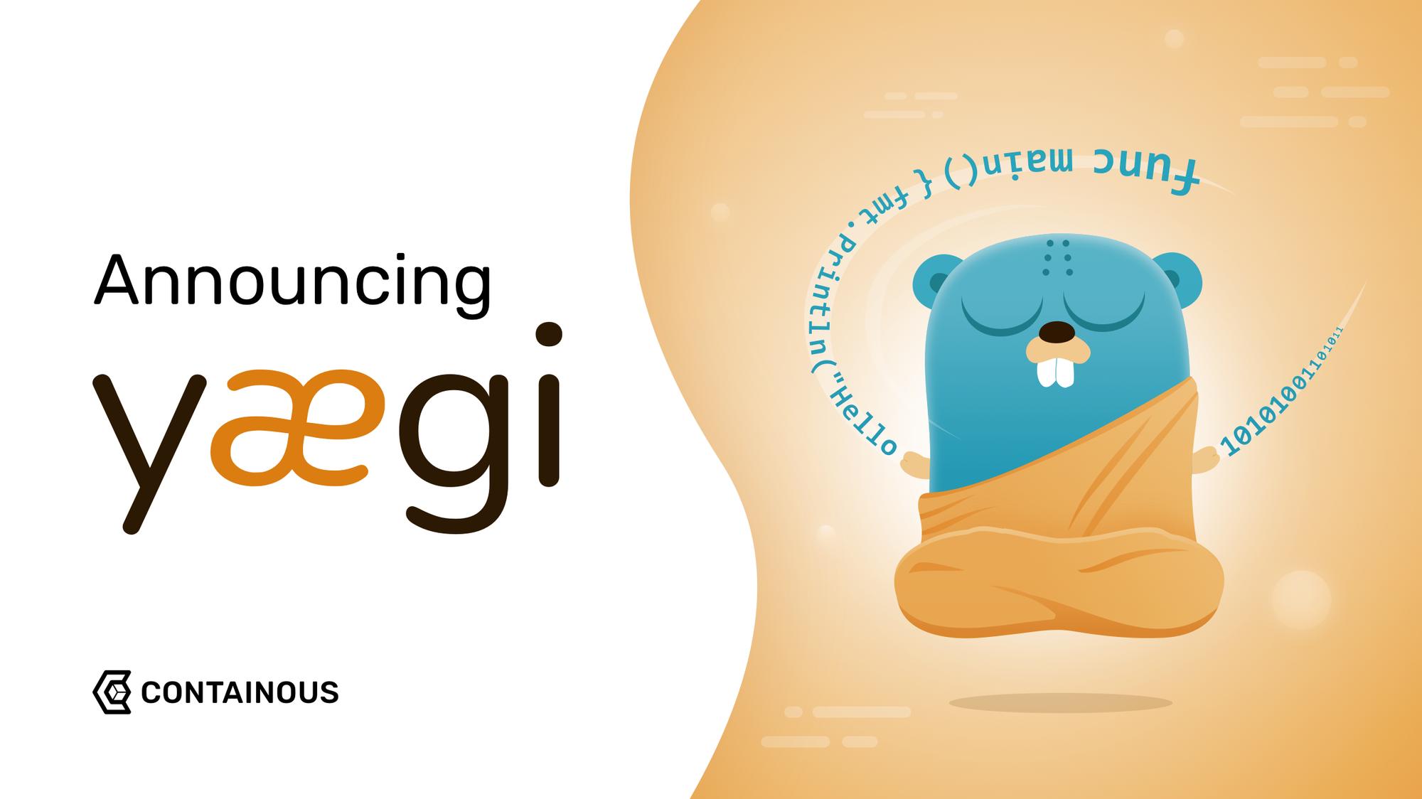 Announcing Yaegi