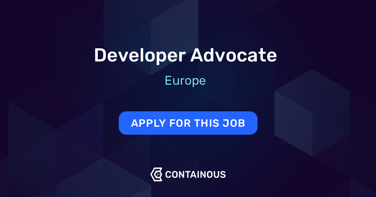Developer Advocate