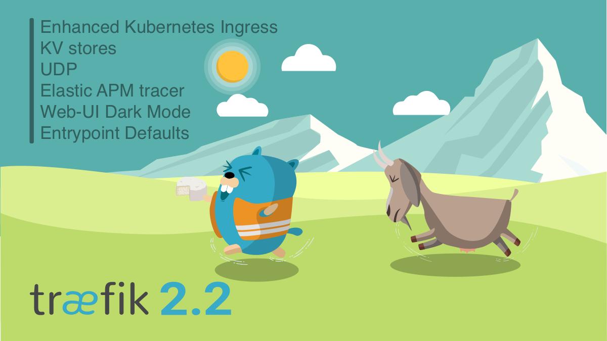 Announcing Traefik 2.2