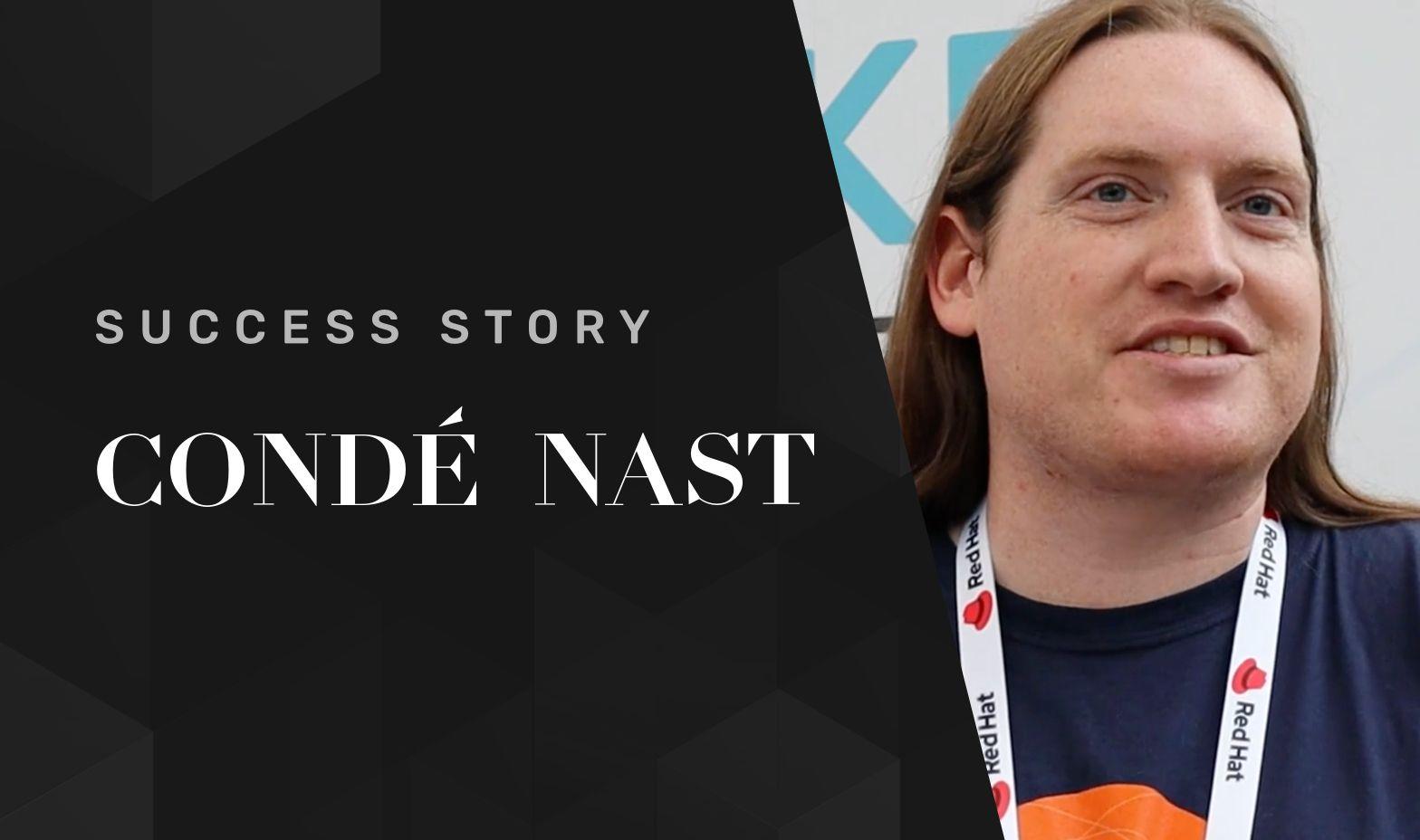 Condé Nast International Success Story