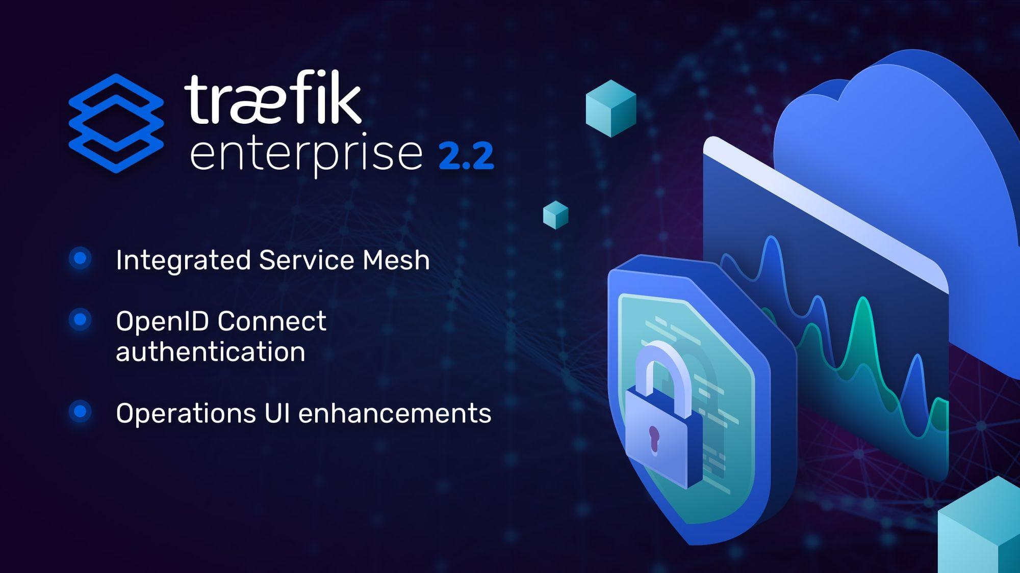 Announcing Traefik Enterprise 2.2
