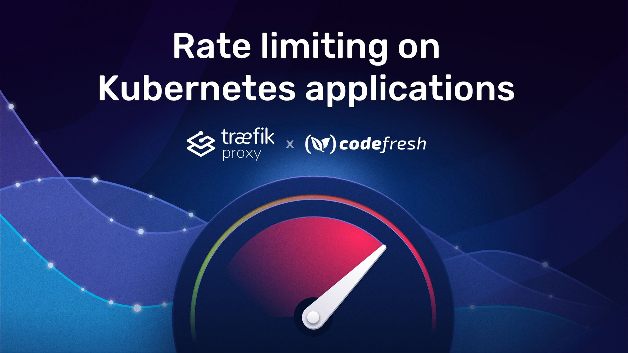 Rate limiting on Kubernetes applications with Traefik Proxy and Codefresh